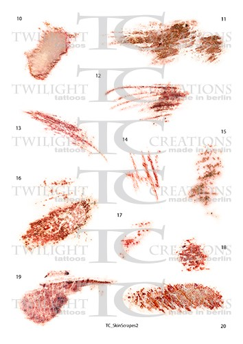 Skin Scrapes 2